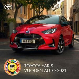 Uusi Yaris Hybrid – ladattu positiivisella energialla. Koe luokkansa taloudellisin hybridi tyylikkäämpänä kuin koskaan. Nauti in...