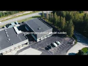 Suomen modernein rengashotelli, Maakunnan Auto Seinäjoki