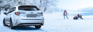 Tarjoamme nyt useaan Toyota-malliin talvirengasyhdistelmän (talvirenkaat kevytmetallivanteilla) veloituksetta. ❄️❄️❄️❄️ Lisätietoa tarjouksesta: www.maakunnanauto.fi/yritys/tarjoukset-ja-kampanjat/talvirenkaat.html