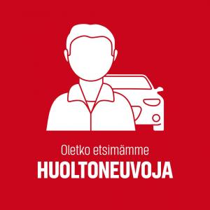 Huoltoneuvoja, Autoliike Nystedt Ylivieska