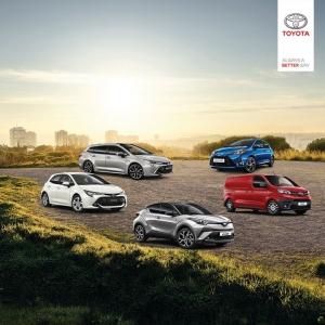 Jopa tuhansien eurojen etuja useaan Toyota-malliin! Näin kattavat edut vain meiltä kampanjan ajan 6.10. asti. Tervetuloa kaupoille! Toyota-tarjouksemme >> www.maakunnanauto.fi/yritys/ajankohtaista/nystedtin-ja-maakunnan-auton-juhlakampanja-9.9.-6.10..html