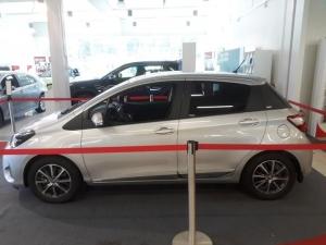 Ny skön Toyota Yaris 1.5 Dual VVT-i Y 20 Edition Multidrive väntar på sin lyckliga ägare i Jakobstad😊😉😎