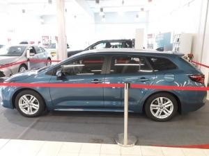 Ny härlig Toyota Corolla Touring Sports 1.8 Hybrid Active inväntar sin nya ägare i Jakobstad😊😊😊