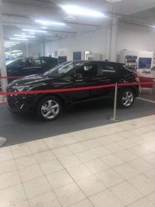 En fin fin Toyota C-HR Turbo Edition väntar på sin nya ägare i Jakobstad
