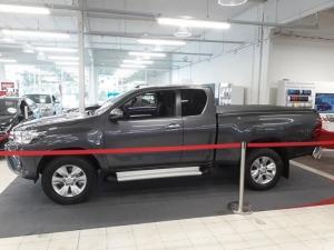 Ny fin Toyota Hilux Extra Cab 2.4 D-4 D 150 4WD Active inväntar sin lyckliga ägare i Jakobstad😉😊