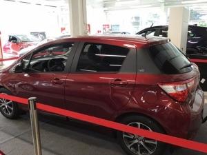 Ny härlig Toyota Yaris 1.5 Dual VVT-i Y20 Edition Multidrive inväntar sin nya ägare i Jakobstad😊😉