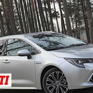 Uusi Corolla on nyt Suomen myydyin, eikä ihme! On se hieno 💎